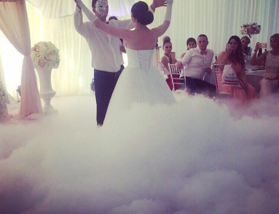 Спецэффекты на свадьбу Москва