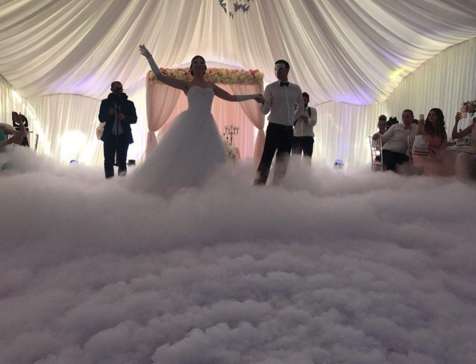 Дым на свадьбу Москва