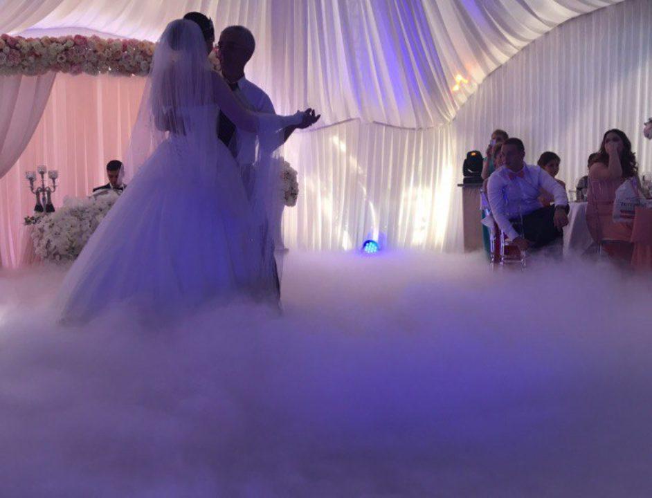 Спецэффекты для свадьбы