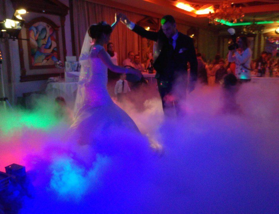 Низкий дым на свадьбу