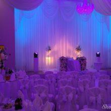 Световое оформление свадьбы00001