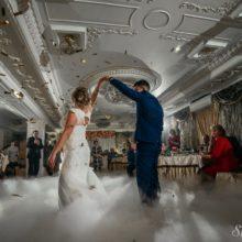 Тяжелый дым, конфетти на свадьбу
